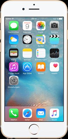 Apple IPhone 6s Mit Vertrag Von Otelo